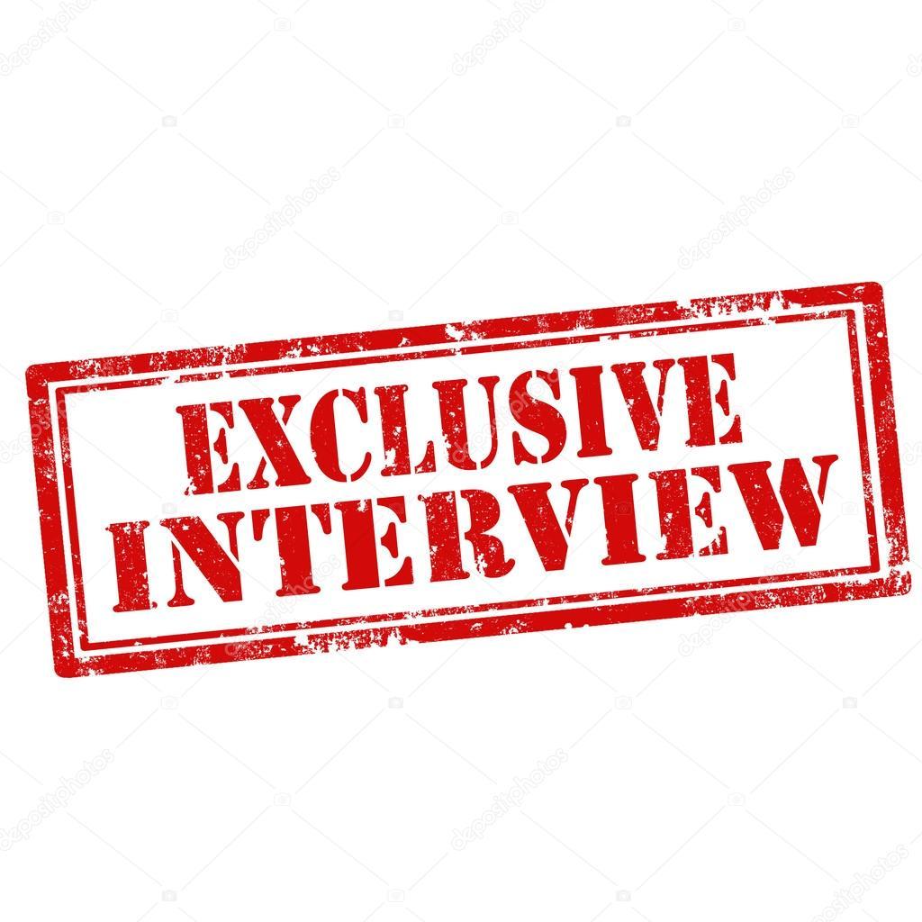 Exclusive Interviews Pictures More: Stock Vector © Carmen_dorin