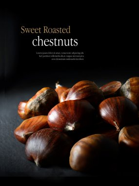 Sweet Roasted Chestnuts