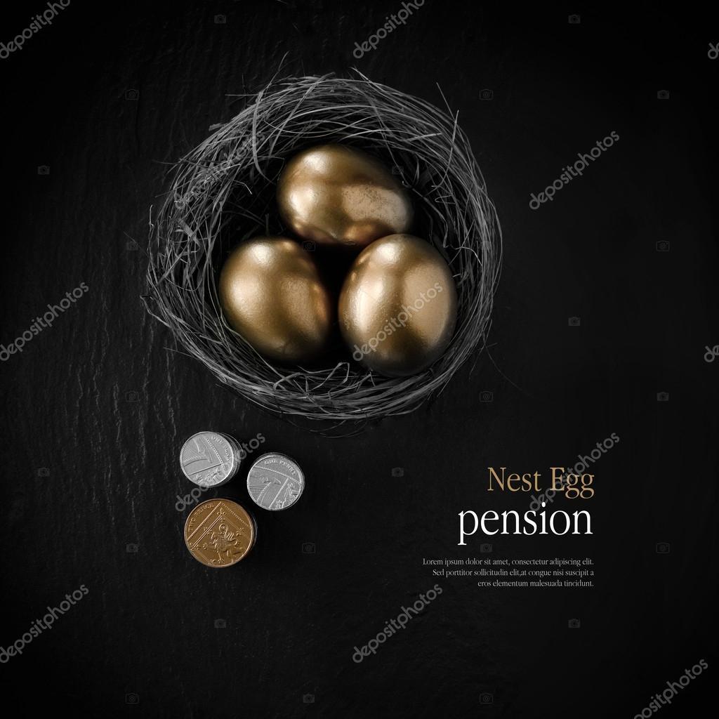 Pension Nest Egg III