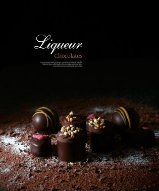 Liqueur Chocolates II