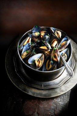 Aerial Mussels II