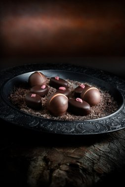 Rustic Chocolates III