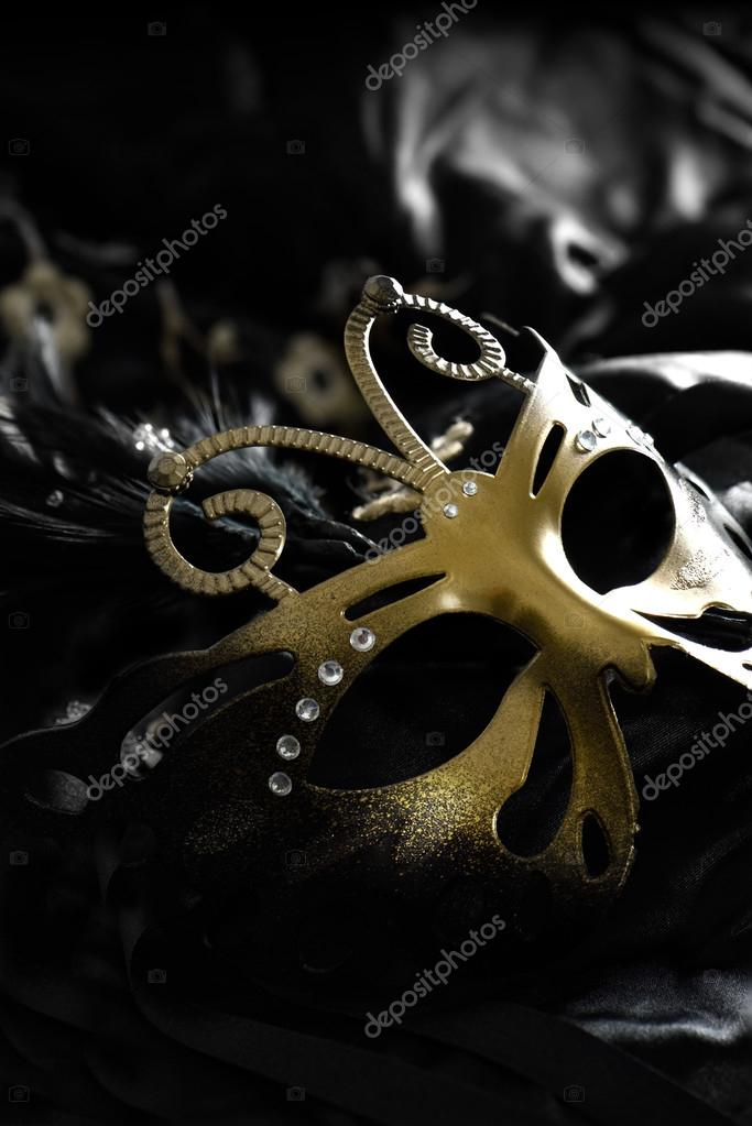 Secret Masquerade Mask