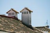 Fotografie Tradiční španělský komíny