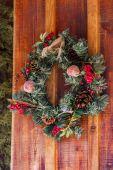 Fotografie makro snímek Vánoční dekorace