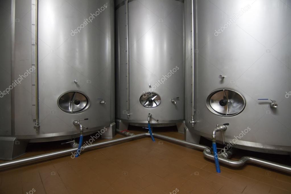 Conteneur d\'industrie moderne pour la production d\'olives ...