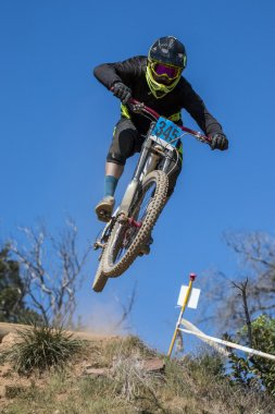 Downhill competition