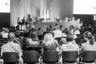 Trade union advisory committee meeting.