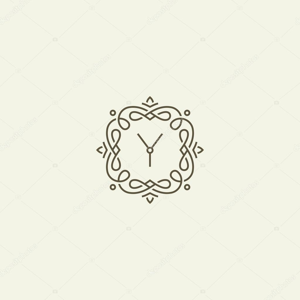 Y-Monogramm-Vorlage — Stockvektor © popcic #104124968