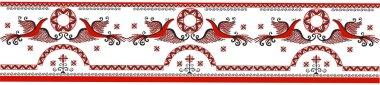Mezensky red firebird