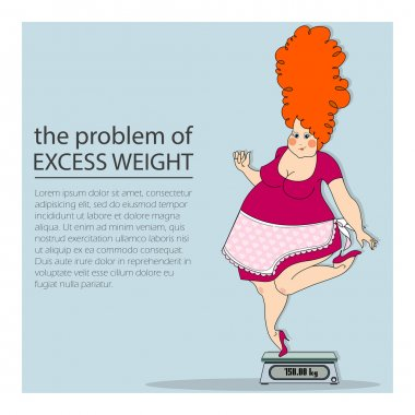 the problem of excess weight.