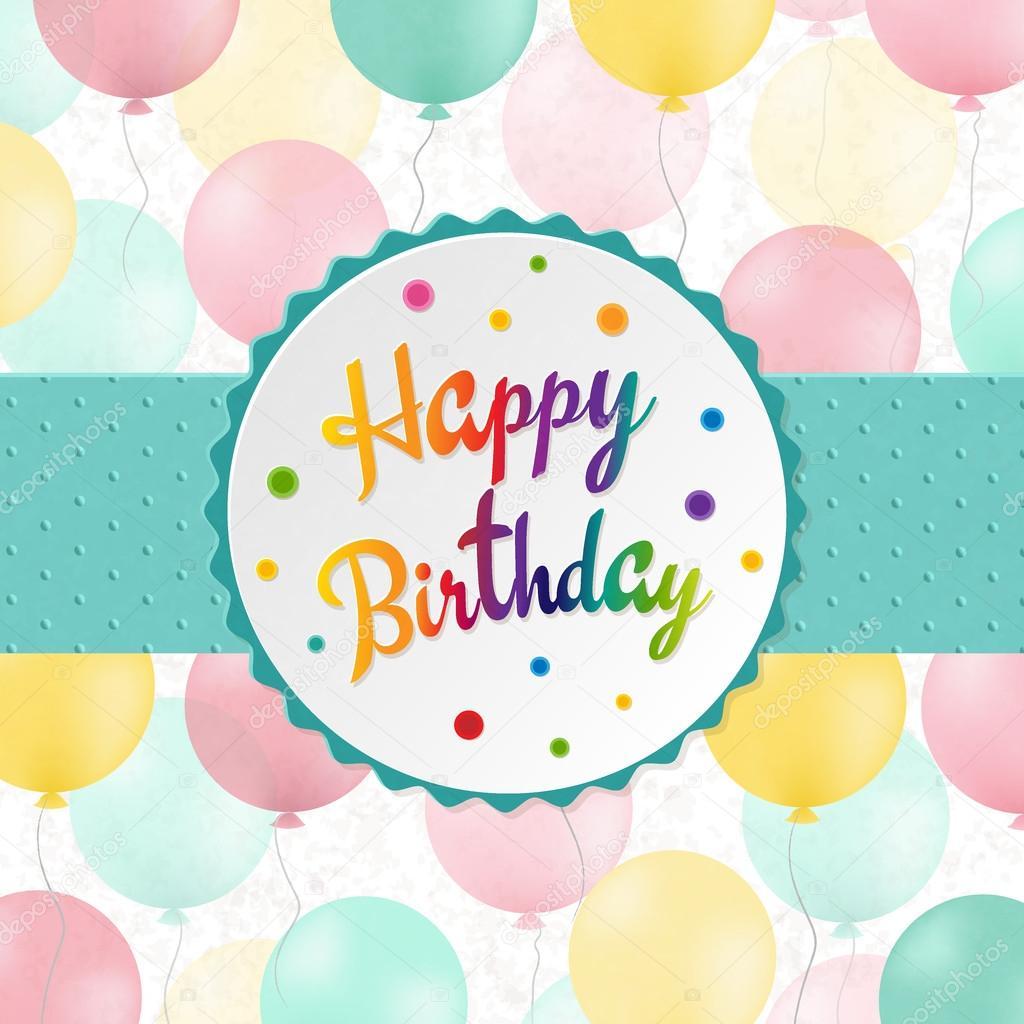 letölthető szülinapi képeslap születésnapi képeslap — Stock Vektor © barbaliss #112427876 letölthető szülinapi képeslap