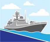 válečné lodi