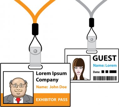 Exhibition pass mans girls