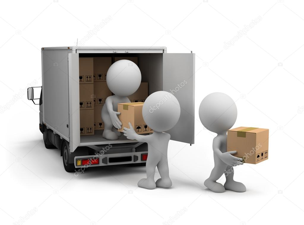 Delivery of cargo