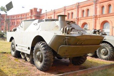 9P133 combat vehicle.