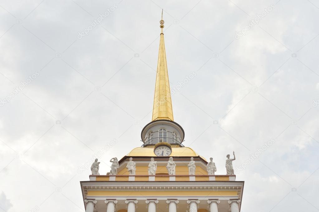 Фотообои Building of the main Admiralty.