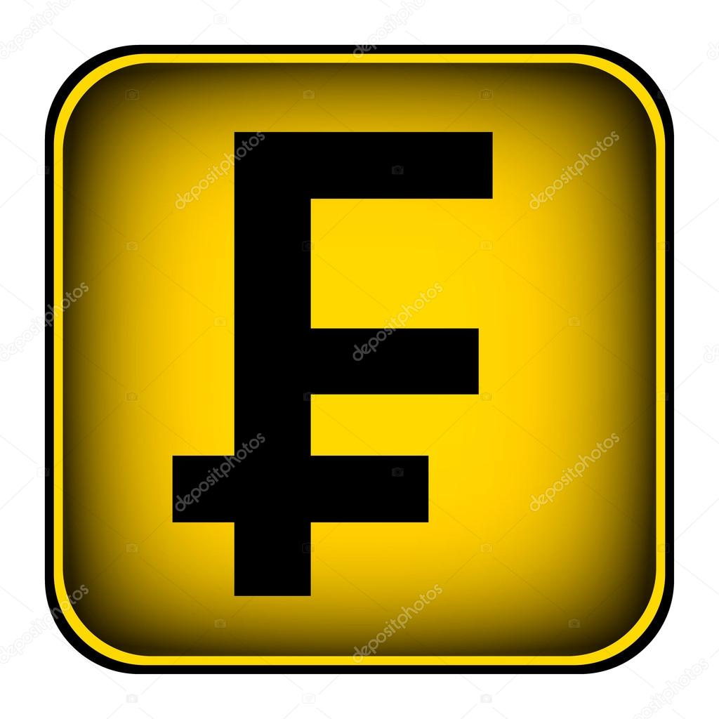 Swiss franc symbol button stock vector konstsem 55109749 swiss franc symbol button stock vector buycottarizona Images