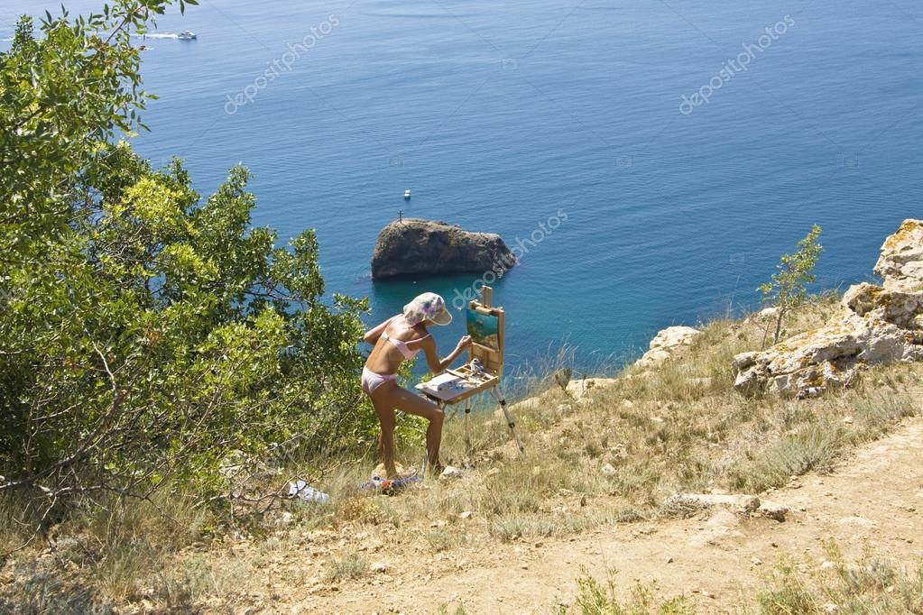 Украинские девушки на берегу моря фото фото 215-981