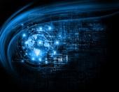 Legjobb Internet fogalma, a globális üzleti. Technológiai háttér. Sugarak szimbólumok Wi-Fi-vel, az Internet, a televízió, a mobil és műholdas hírközlési