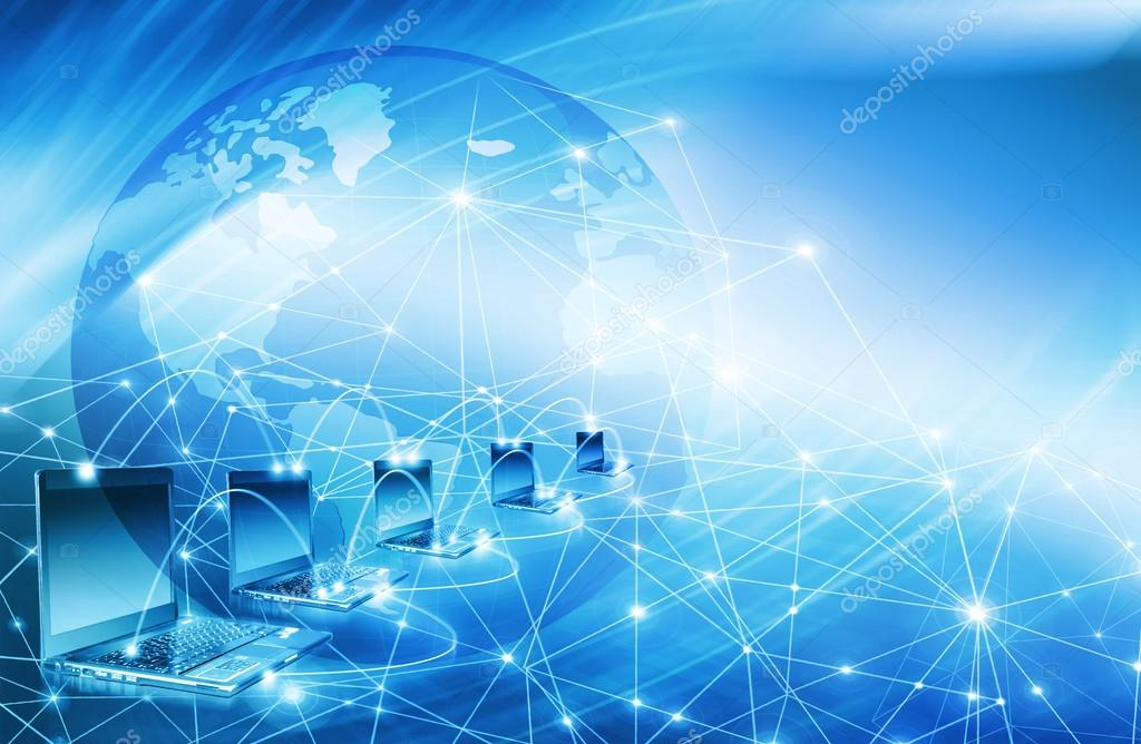 Best Internet Concept Of Global Business Globe Laptop On Technological Background Electronics Wi Fi Rays Symbols Internet Television Communications Stock Photo C Stori 123233136