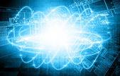 Technologické zázemí, z řady nejlepší koncept globální podnikání