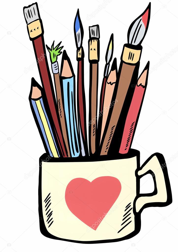 Paint Marker Art