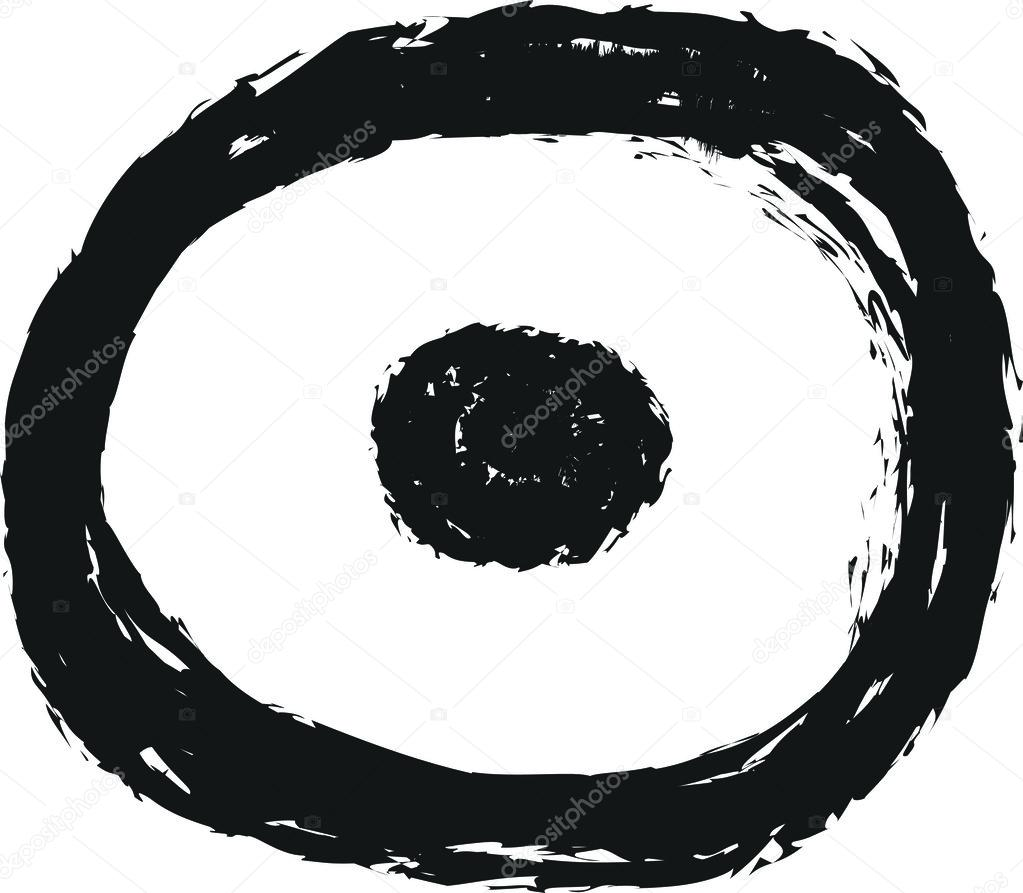 Doodle charcoal symbol target stock photo dusan964 54318793 doodle charcoal symbol target photo by dusan964 buycottarizona Image collections
