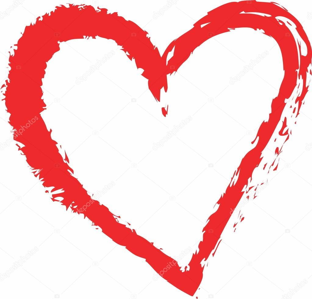Cartoon Heart Love Symbols Stock Photo Dusan964 62097809