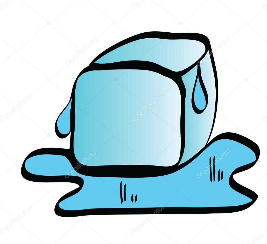 cartoon ice cube icon stock photo dusan964 69380803 rh depositphotos com cartoon ice cube drawing friday cartoon ice cube