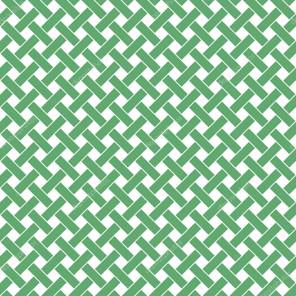 Diagonal Wicker Seamless Pattern — Archivo Imágenes Vectoriales ...