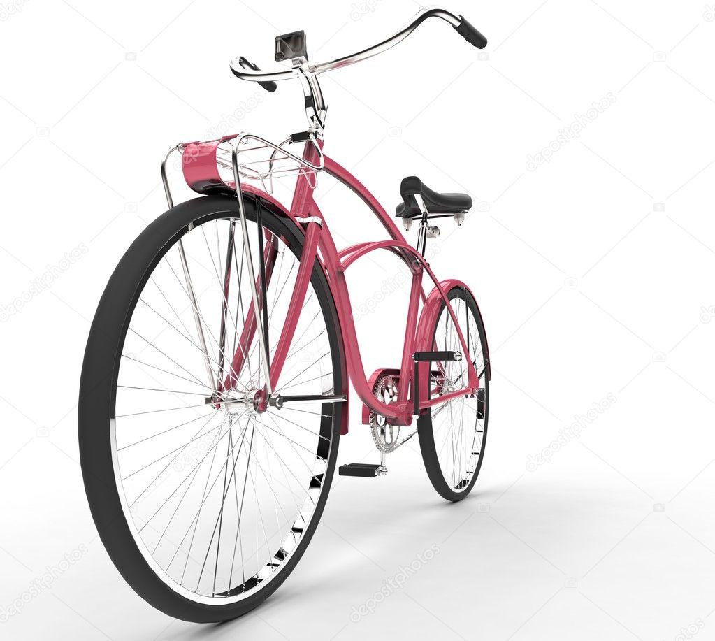 Bicicletta Ragazza Ping Foto Stock Trimitrius 83379426
