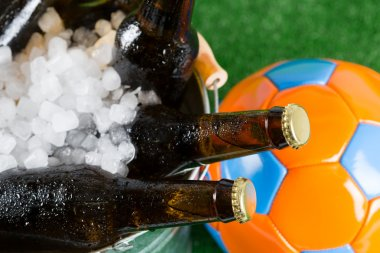 Very cold beers