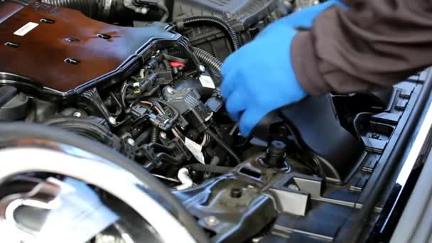 Kontrola auta olej