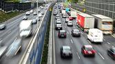 Sei corsie di accesso controllato in Polonia