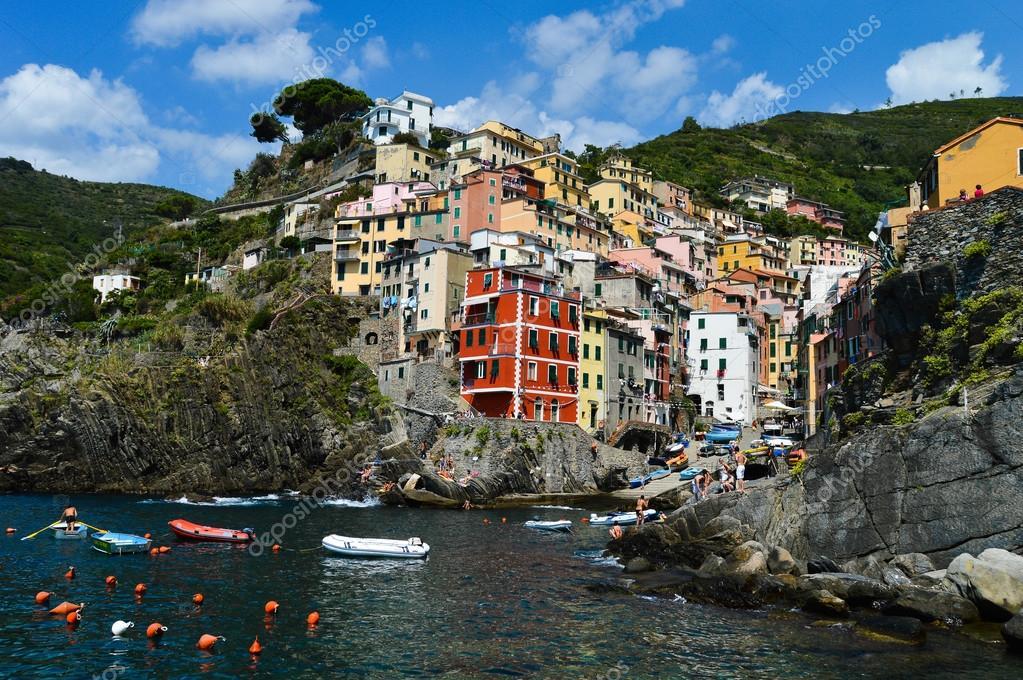 Mediterrane Architektur traditionelle mediterrane architektur riomaggiore italien
