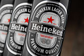 Láhve Heineken pivo