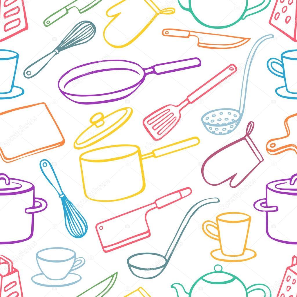 kitchen utensils background black background with kitchen utensils stock vector background greyant 70732887