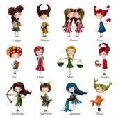 Sternzeichen Mädchen