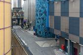 Fernwärmewerk in Wien