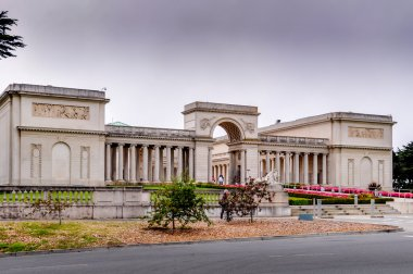 Palace of the Legion of Honor in San Francisco