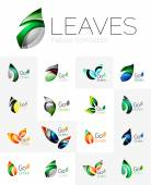Sada listů logo