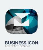 abstraktní obchodní logo