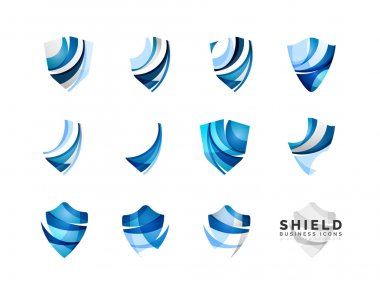 Set of logo concepts