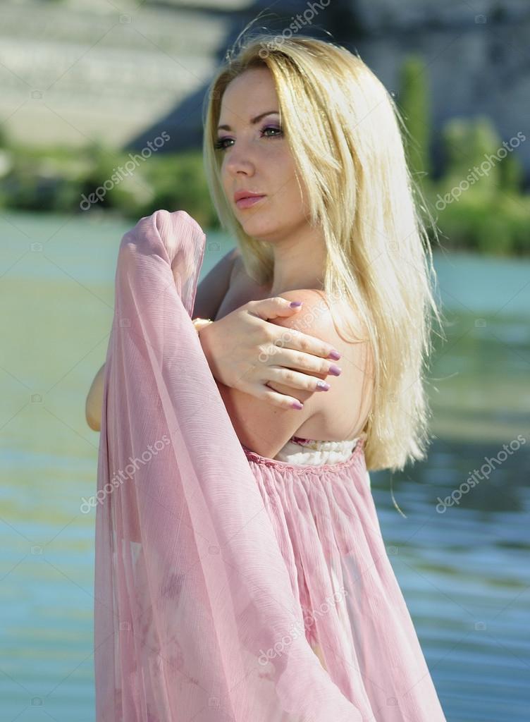 Фото красивых девушек бландинки