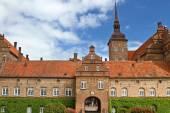 Fasáda domu v Svenborg