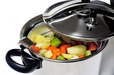 Pressure cooker stainless steel