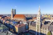 Die Frauenkirche ist eine Kirche in der bayerischen Landeshauptstadt München