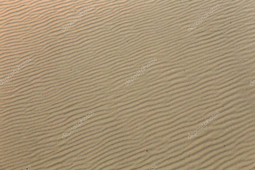 beautiful waves at he sandy beach