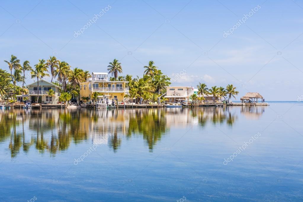 beautiful living area in the Keys